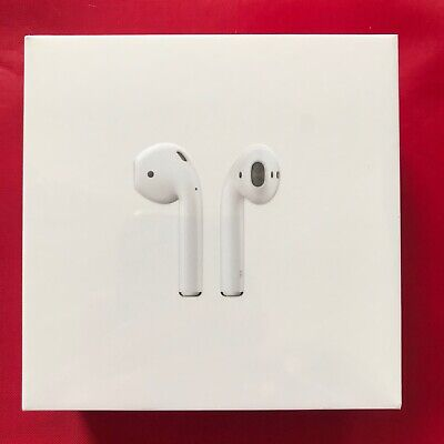 AU233.57 • Buy Apple Airpods With Chargin Case - 2nd Generation - MV7N2ZM/A - Brand New Sealed