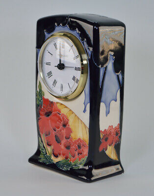 £260 • Buy Moorcroft Forever England Clock CL1 RRP £425 1st Quality