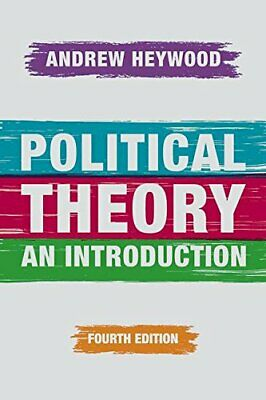 £42.71 • Buy Political Theory: An Introduction By Andrew Heywood (Paperback 2015) New Book