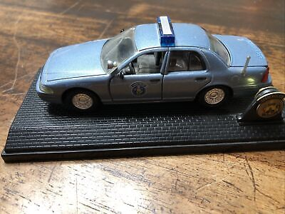 $8 • Buy 1:43 Ford Crown Victoria Road Champs Maine State Police Trooper B1