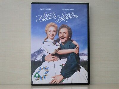 £2.99 • Buy Seven Brides For Seven Brothers (1954), R2 DVD (2001) - Howard Keel, Jane Powell