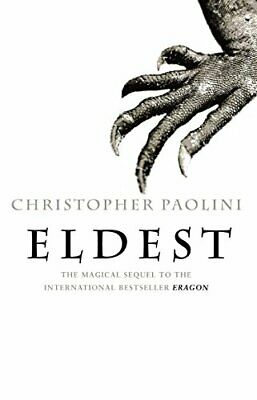 £10.37 • Buy Eldest: (Inheritance Book 2) By Christopher Paolini (Paperback 2007) New Book