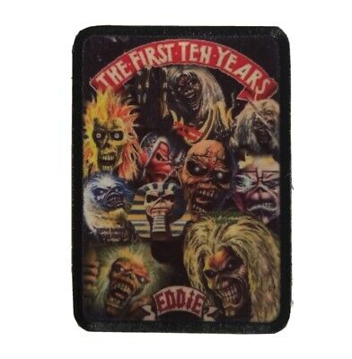 £3.89 • Buy * IRON MAIDEN * Sew On Patch.band,rock,metal,merch,rare,killers,souls