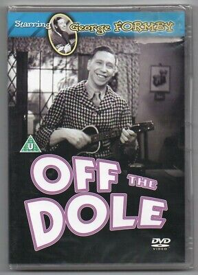 £19.95 • Buy Off The Dole - George Formby - UK Region 2 DVD - NEW