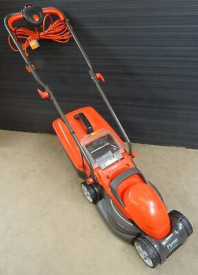 £62 • Buy Used Unboxed Flymo Chevron 32V CN32V Electric Rotary Lawnmower 1200W 32cm #4