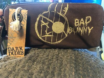 £5.99 • Buy Dark Dudes Bad Bunny By Depesche Pencil Case Brand New With Tags
