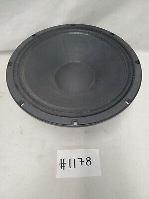 $99.99 • Buy Mackie Srm450 V2 Replacement 12  Woofer Pn 0025991 #1178 Good Working Condition