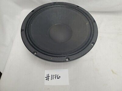 $99.99 • Buy Mackie Srm450 V2 Replacement 12  Woofer Pn 0025991 #1176 Good Working Condition