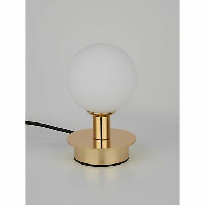 £19.15 • Buy Gold Orb Small Table Lamp