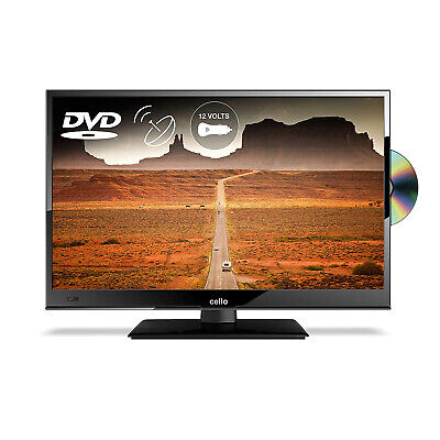 £199.99 • Buy Cello 16  Inch Full HD LED 12v TV With Freeview And Satellite Tuner + DVD Player