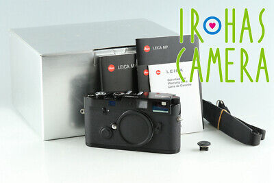 £4091.06 • Buy Leica MP 0.72 Black With Box #35854L1
