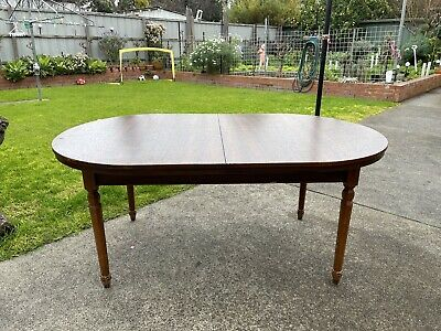 AU95 • Buy Extendable Dining Room Table, Seating For 6-10 People With 6 Chairs