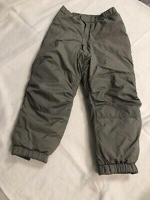 $1.25 • Buy Trousers, Extreme Cold Weather Generation III, Layer 7 Med-Reg Military Pants