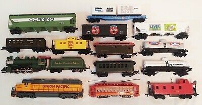 $ CDN71.75 • Buy Lot Of 14 HO Scale Trains & Engines
