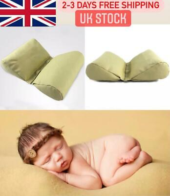 £13.99 • Buy Uk 2Pc Newborn Baby Photography Butterfly Pillow Basket Filler Posing Props