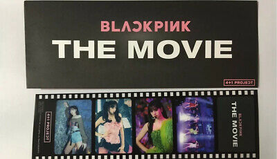 $ CDN62.68 • Buy Blackpink Lisa The Movie The Show Japan Ticket And Sticker Photo Film