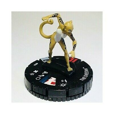 £1.50 • Buy DC Heroclix Justice League Unlimited 016 The Cheetah NEW+CARD D&D Tabaxi Catfolk