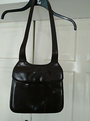 £27.99 • Buy Russell Bromley Brown Vintage Medium Bag-10x10 Inches