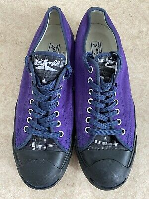 £3.74 • Buy Converse Jack Purcell Size 7. Custom Built .
