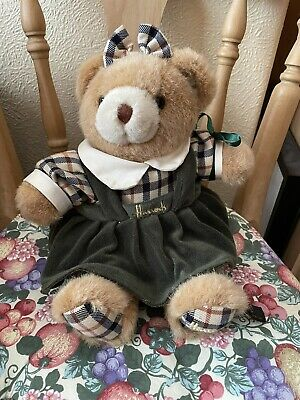 £9.99 • Buy Teddy Bear Soft Plush Toy Exclusive For Harrods