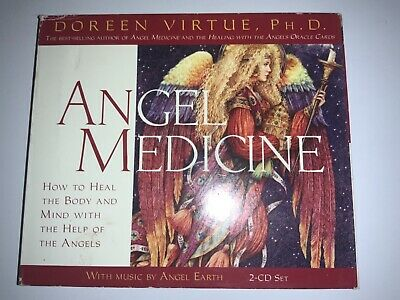 £9.99 • Buy Angel Medicine: A Healing Meditation CD With Music By Angel Earth, Audio Book