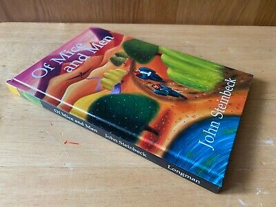 £2 • Buy Of Mice And Men (with Notes) By Jim Taylor, John Steinbeck (Hardcover, 2000)