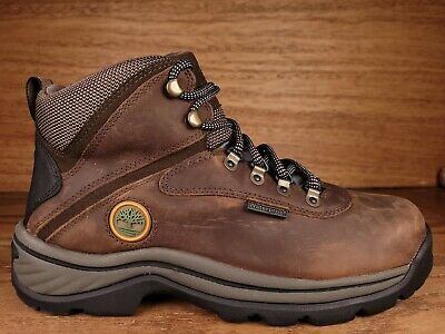£71.89 • Buy Men's Timberland White Ledge Waterproof Mid Hiking Boot SIZE 8.5 W Brown