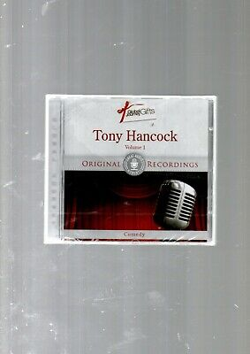 £6.31 • Buy Tony Hancock Vo L1 Original Recordings New Sealed Issued 2013 By Global Journey
