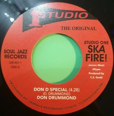 £12.95 • Buy Studio One. Don D Special.a Man Who Knows. Toots And The Maytals