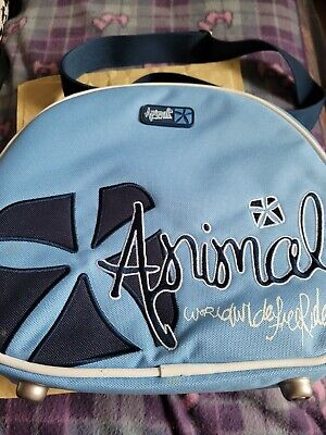 £15 • Buy New Blue Animal Travel Bag With Adjustable Strap
