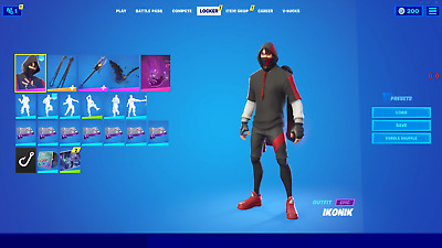 $ CDN125.87 • Buy OG FN Account PC With Ikonik - Instant Delivery - 1-24 Month Rent