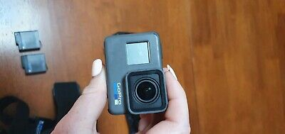AU450 • Buy Gopro Hero 6 Black + Head And Chest Mounts + Extra Battery
