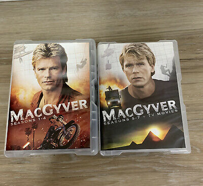 $89.99 • Buy MacGyver: The Complete Series (DVD, 2015, 39-Disc Set)