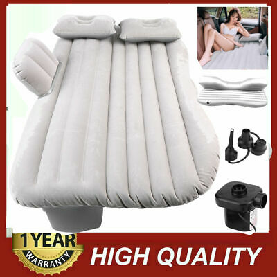 £14.56 • Buy Car Inflatable Travel Mattress Air Bed Back Seat Sleep Rest Mat With Pillow&Pump