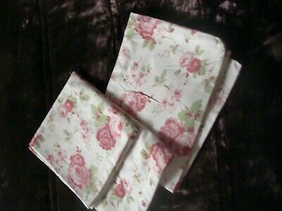 £4.30 • Buy Cath Kidston For IKEA ROSALI Floral Pillow Cases