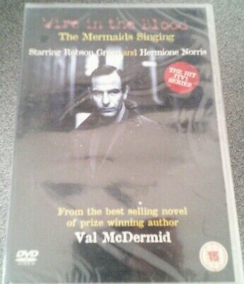 £1.89 • Buy Wire In The Blood The Mermaids Singing*dvd*crime Drama*robson Green*new*sealed