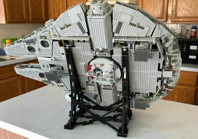 $49.95 • Buy Display Stand LEGO UCS Millennium Falcon 75192   Mixed LEGOs + Unbranded
