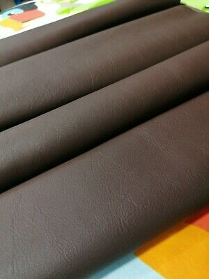 £12.95 • Buy  Leather Panels Brown Supple Thick Scottish Upholstery Top Quality Craft 40x50cm