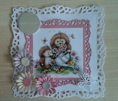 £1.75 • Buy Hand Made Quality  Happy Birthday  Card Topper.