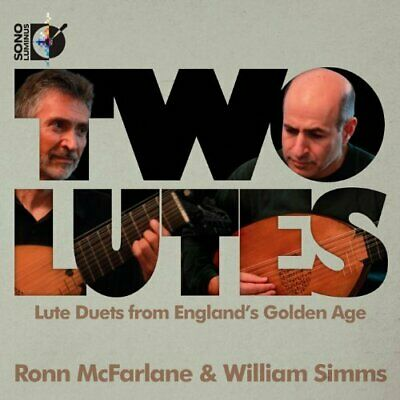 £19.80 • Buy Johnson Marchant Mcfarlane Simms - Two Lutes: Lute Duets From New Cd