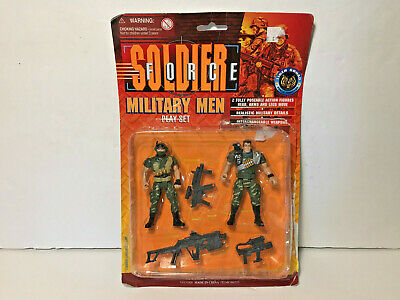 $11.99 • Buy Soldier Force Military Men Play Set