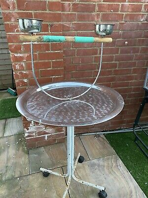 £10 • Buy Parrot Bird Play Stand. Used. Pickup In Ringwood.