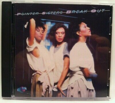 £3.60 • Buy Break Out By Pointer Sisters (CD, 1983, Planet Records)