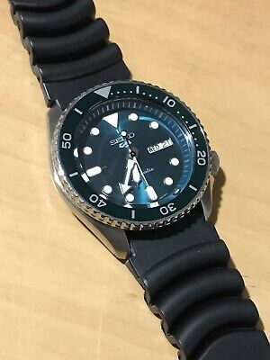 $ CDN185.29 • Buy Seiko 5 Sports Automatic 42mm Rare Green Dial On Rubber