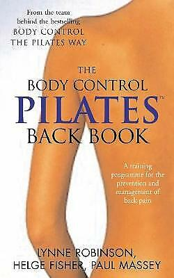 £1.20 • Buy Pilates Back Book: A Training Programme For The Prevention And Management Of...