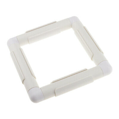 AU14.18 • Buy Cross Stitch Home Improvement Tool With Plastic Frame And White Frame