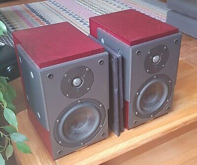 £275 • Buy Ruark CL10 Speakers, Classic Series, Cherry & Black, With Manual