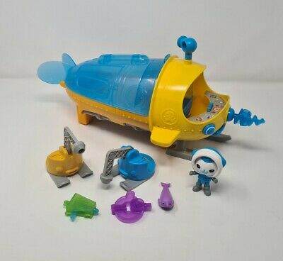 £29.99 • Buy Octonauts Gup S Polar Exploration Vehicle With Sounds & Lights ALMOST COMPLETE