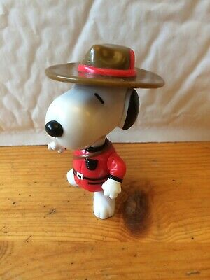 £1 • Buy Another Mcdonalds Happy Meal Toys Vintage Snoopy Canada 1999