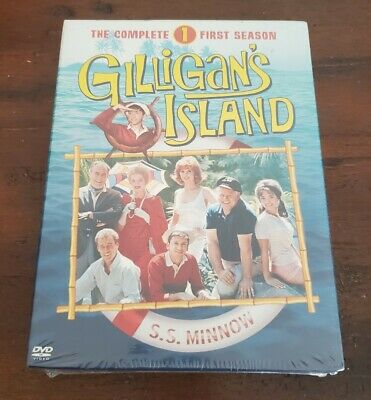 £11.63 • Buy Gilligans Island The Complete First Season DVD Set: With Rare Series Pilot